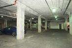 Attached garage parking; controlled access